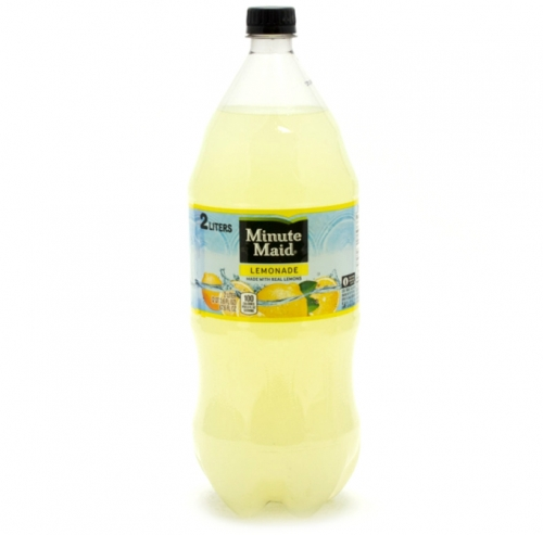 Minute Maid - Lemonade - 2L